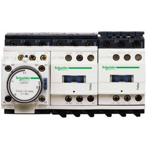 LC3D120AB7 Y/D ind.11kW(400V/AC3)24VAC